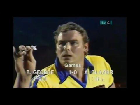 1979 NEWS OF THE WORLD FINAL - BOBBY GEORGE v ALAN GLAZIER