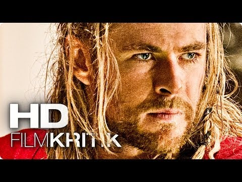 THOR 2: THE DARK WORLD Kritik | 2013 Marvel [HD]