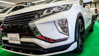 (4K)TGS MITSUBISHI ECLIPSE CROSS modified 三菱エクリプスクロス カスタム - OSAKA AUTO MESSE 2019