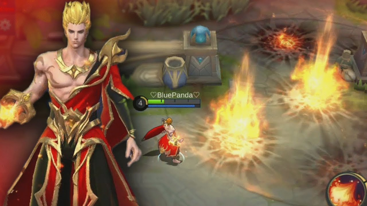 NEW HERO Valir Gameplay! Mobile Legends