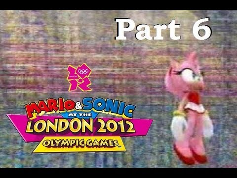 Let's Play Mario & Sonic London 2012 /// Part 6: