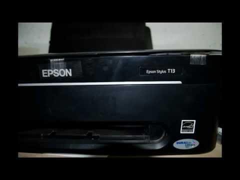Epson Stylus T13 Resetter