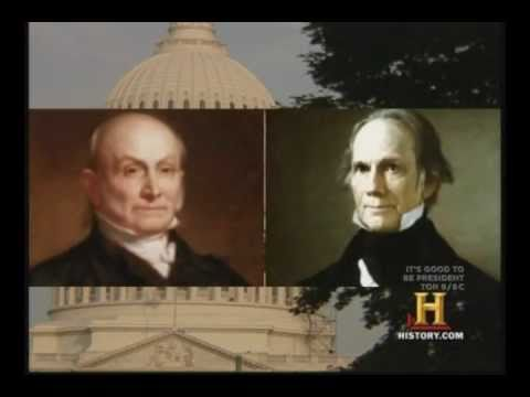 06 john quincy adams excerpt from the history channel s the presidents