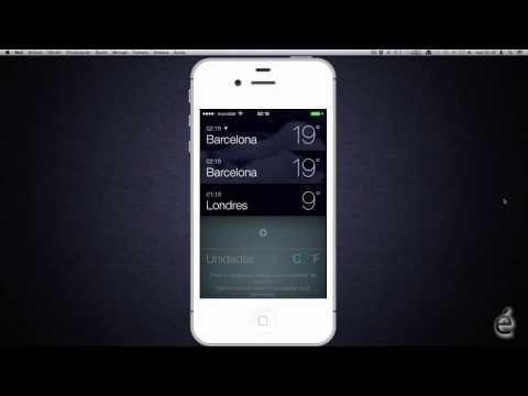 Review de iOS 7 en español