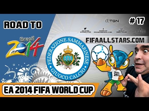 EA 2014 FIFA World Cup - San Marino La Otra Pasion #17