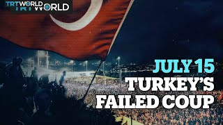 Turkey's failed coup on July 15