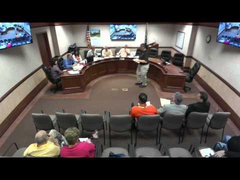 2016 4 18 Commissioners