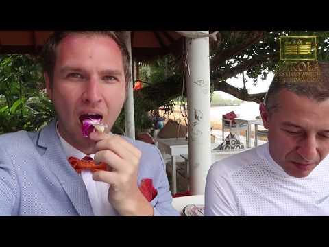 TAJLANDIA Jedzenie W Tajlandii. Właśnie Dzięki Tej Umiejętności Miesięczne Wakacje W Azji