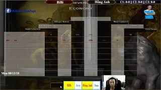 AoE Solo BiBi vs Hồng Anh Ngày 13/08/2018