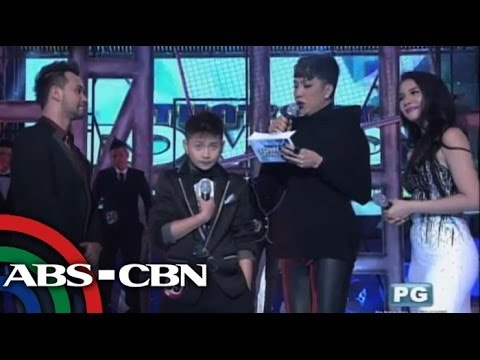 Vice Ganda Twits Deniece On 'showtime' video