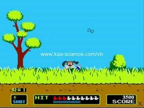 لعبة صائد البط - duckhunt Music Videos