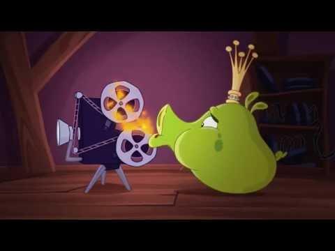 Сердитые птички Angry Birds Toons 3 сезон 22 серия Это сделал дворецкий все серии подряд