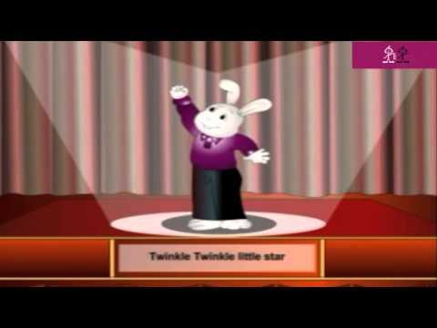 Twinkle Twinkle Little Star Poem video