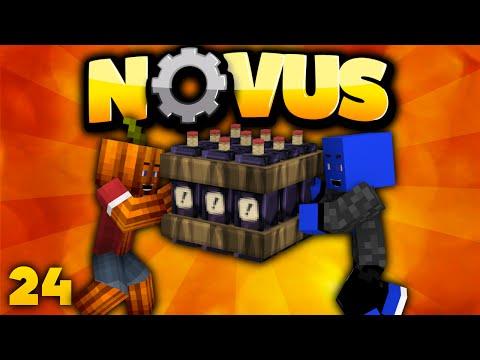 Das BESTE TNT! OBSIDIAN TNT! - Minecraft NOVUS #24 | DieBuddiesZocken