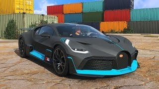 $5.8 Million Bugatti Divo - Forza Horizon 4