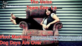 Vicci Martinez - Dog Days Are Over |Studio Recording|