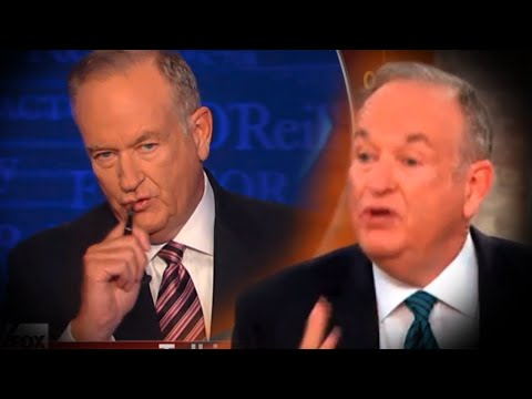 Bill O'Reilly Has The Secret To Defeating ISIS & It's Maximum O'Reilly