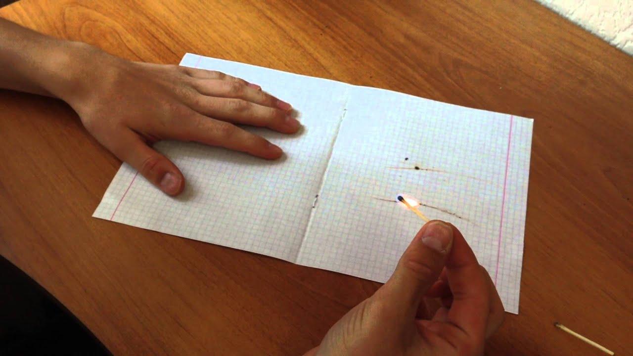 Интересные и необычные способы зажечь спичку. Как зажечь 88