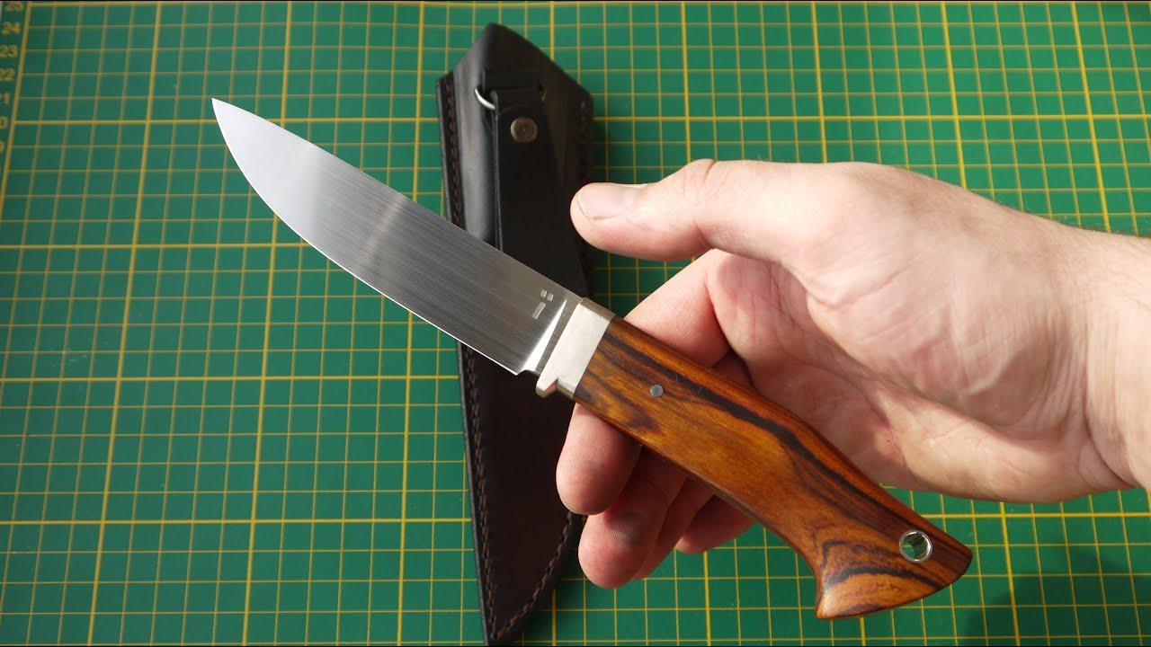 Как сделать нож своими руками? Пошаговая инструкция. Видео 21