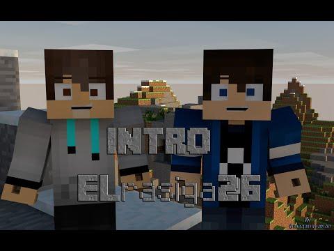 Intro ELrasiga26 - Animación Minecraft