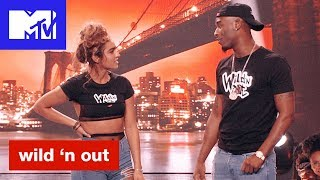 Hitman Holla & DC Young Fly Shoot Their Shot 'Official Sneak Peek' | Wild 'N Out | MTV