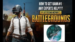 PUBG Game Play Every Time Trying To Get Rank#1