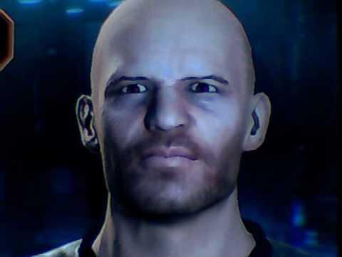 Jason Statham - Mass Effect 2 - marcusgarlick