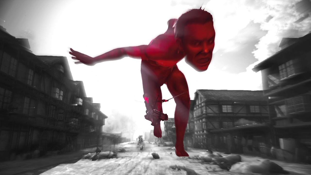 進擊的巨人2 宣傳影像2
