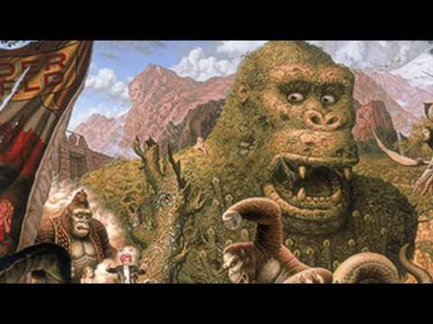 Todd Schorr: American Surreal - Ape Paintings