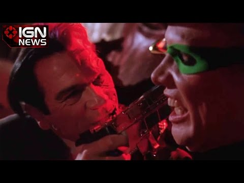 Jim Carrey: 'Crusty' Tommy Lee Jones Hated Me - IGN News