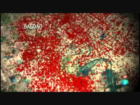 Irak, los archivos secretos (WikiLeaks) documentos Tv parte 1 de 5