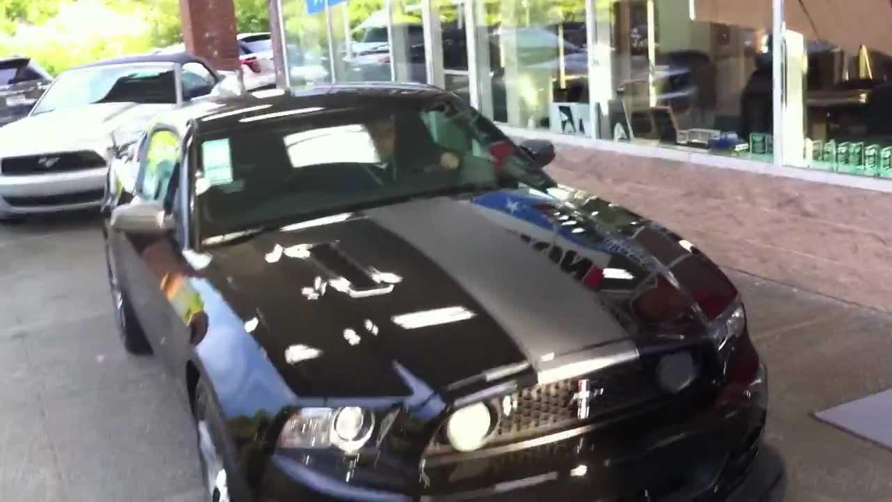 Walkaround 2013 Ford Boss 302 Laguna Seca Mustang In Black