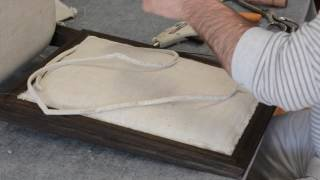 (29.7 MB) How to upholster: Outside Back of a Dining Room Chair (PART 2) Mp3