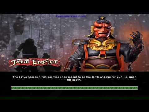 Jade Empire [PC] [HD] [99] - Lotus Assassin Fortress