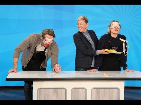 Kristen Bell & Dax Shepard Play an Unforgettable Round of 'Taste Buds'