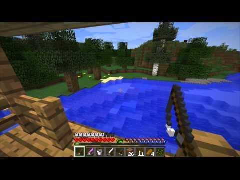 comment pecher des poissons minecraft