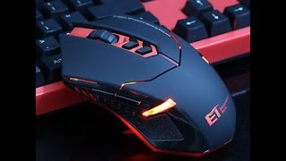 Easterntimes Tech X-08 Unlimited Wirless Gaming Mouse Reveiw