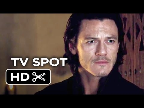 Dracula Untold Extended TV SPOT (2014) - Luke Evans, Dominic Cooper Movie HD