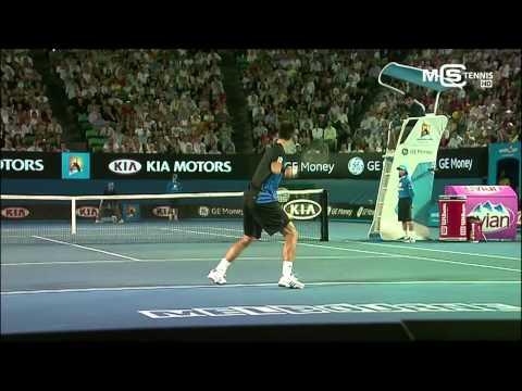 Novak Djokovic Vs Jo Wilfried Tsonga Australian Open 2008