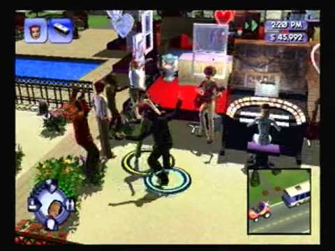 The Sims: Bustin' Out Cheats and Codes for PS2