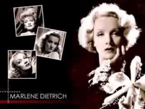Marlene Dietrich - Der Trommelmann (The Little Drummerboy)