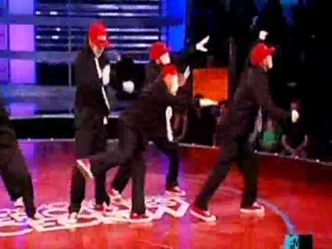 Jabbawockeez - Apologize (hd) video