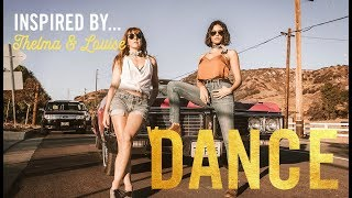 Download Lagu Thelma & Louise Inspired Dance | Feel It Still (Portugal The Man) |  ft. Alison Faulk Gratis STAFABAND