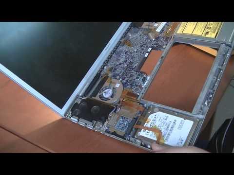 Скучное видео: разбираем MacBook Pro