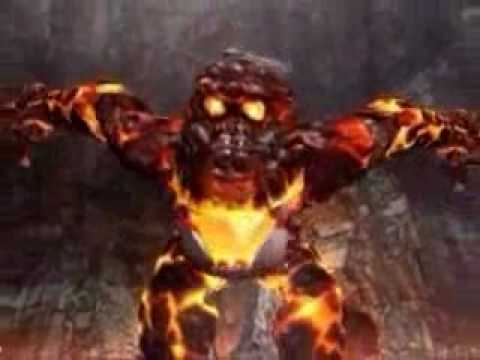 LEGO Rock Raiders - Lava Monsters cutscenes (1 and 2)
