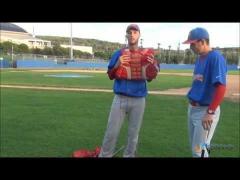 La equipación del Béisbol - Baseball
