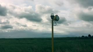 RUWE AERO - A windy day at the airport Strausberg EDAY