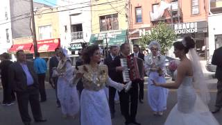 10-13-2013  Azra Dervisevic Mrkulic Isprecaj Pickup Bridal Party Dancing Astoria Manor