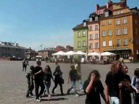Poland Travel: Warsaw, Umschlagplatz, New Town, Old Town, Royal Castle & Royal Route