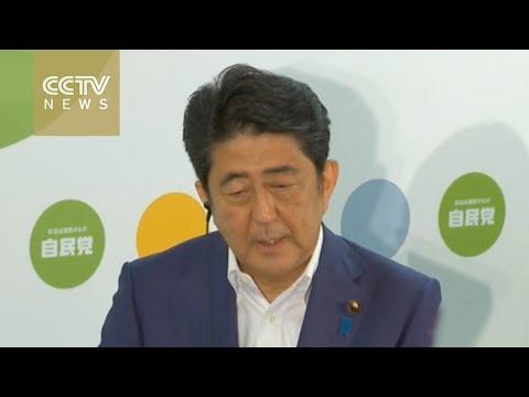 Japan election: Abe coalition wins landslide victory